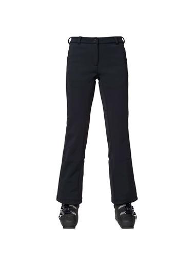 Rossignol Rossıgnol Skı Softshell Kadın Kayak Pantolonu Siyah